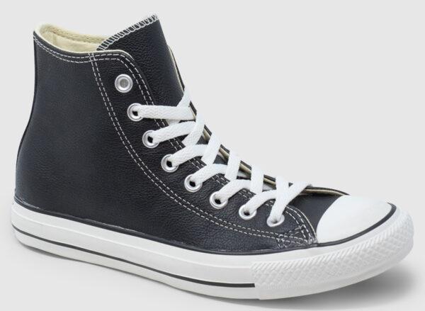 Converse All Star Hi Leather - black