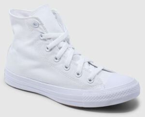 Converse All Star Hi - white monochrome