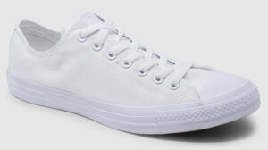 Converse All Star Ox - white monochrome