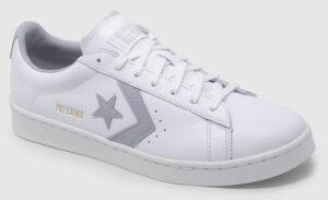 Converse Pro Leather Ox - white-gravel