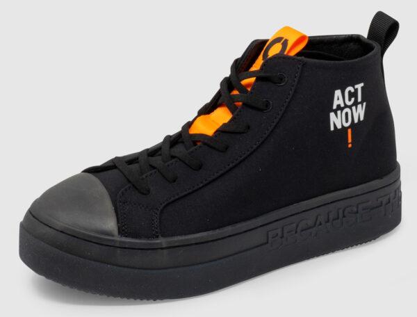 Ecoalf Cool Sneakers Women - black - 38