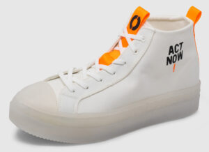 Ecoalf Cool Sneakers Women - off white