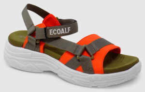 Ecoalf Sofia Women - olive-orange