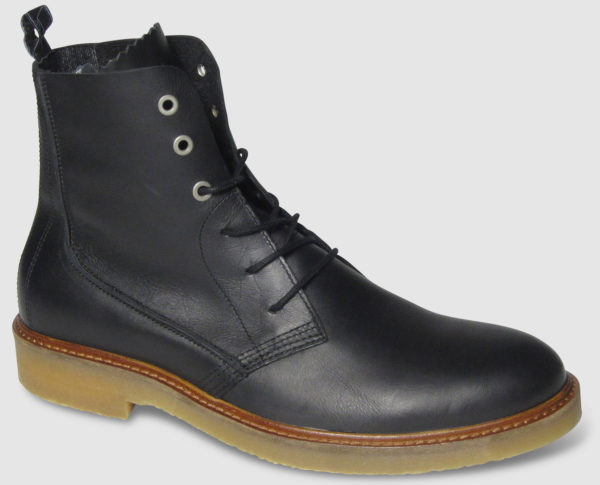 Hub Ferral Nappa Leather - black