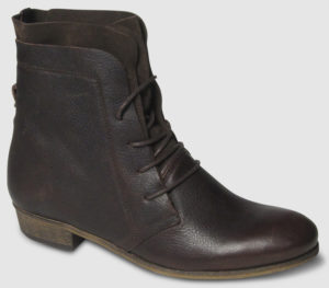 Hub Hally Leather Women - dark brown