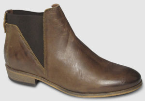 Hub Kim Leather Women - tobacco
