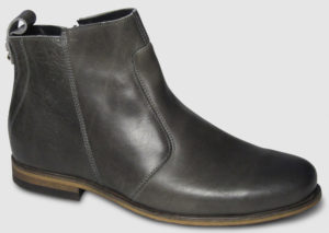 Hub Savea Leather - dark grey