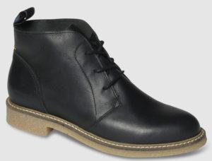 Hub Tomar Nappa Leather Women - black
