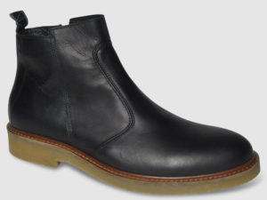 Hub Torno Nappa Leather - black