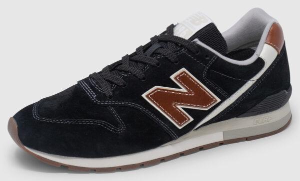 New Balance CM996 Nubuck - black-brown