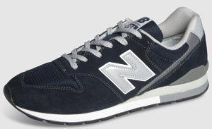 New Balance CM996 Nubuck - navy
