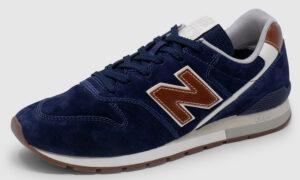 New Balance CM996 Nubuck - navy-brown