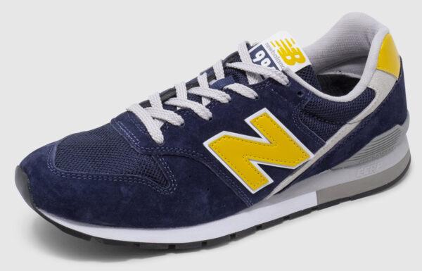 New Balance CM996 - navy-yellow