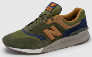 New Balance CM997 - olive-brown