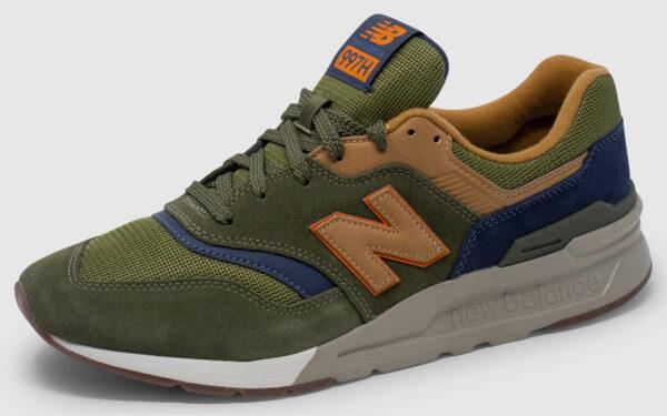 New Balance CM997 - olive-brown