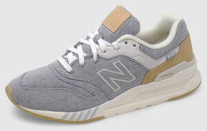 New Balance CW997 Canvas Women - grey