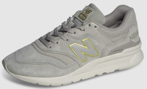New Balance CW997 Suede Women - grey