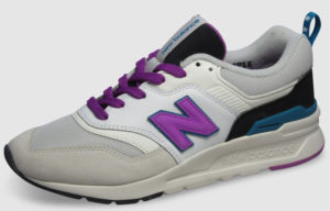 New Balance CW997 Women - sea salt-magenta