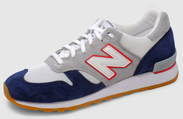 New Balance M670 - navy-grey