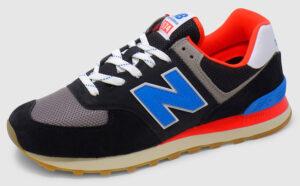 New Balance ML574 - black-blue