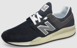 New Balance MS247 Nubuk - indigo