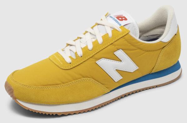 New Balance UL720 - yellow-blue