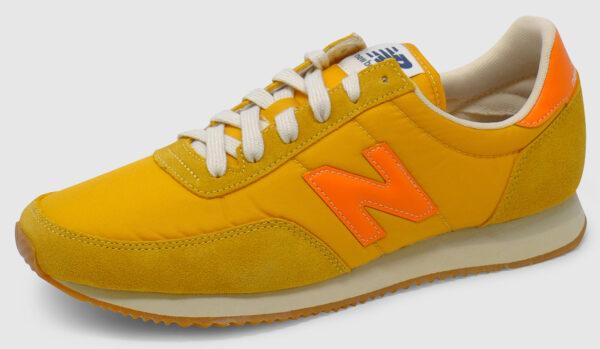 New Balance UL720 - yellow-orange