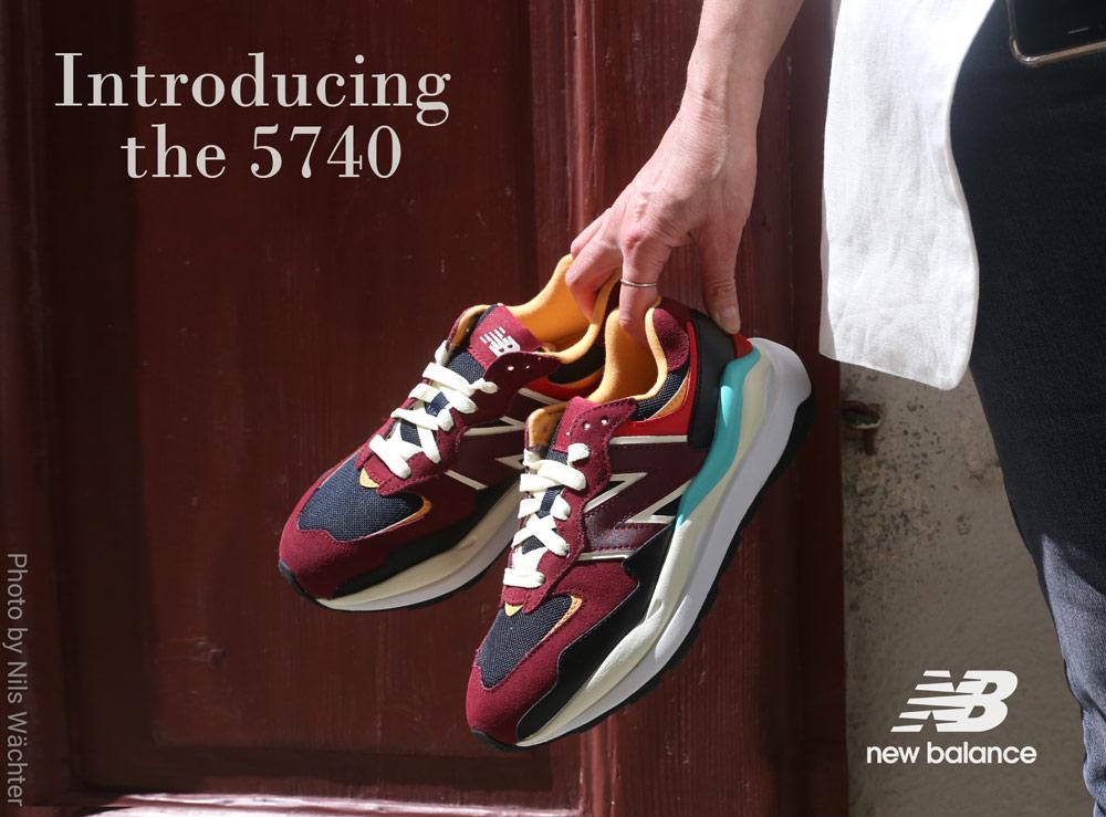 New Balance Colours