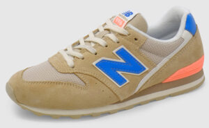 New Balance WL996 Women - incense-blue