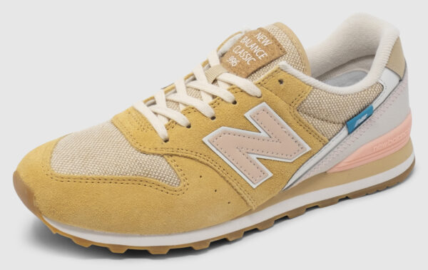 New Balance WL996 Women - maple sugar