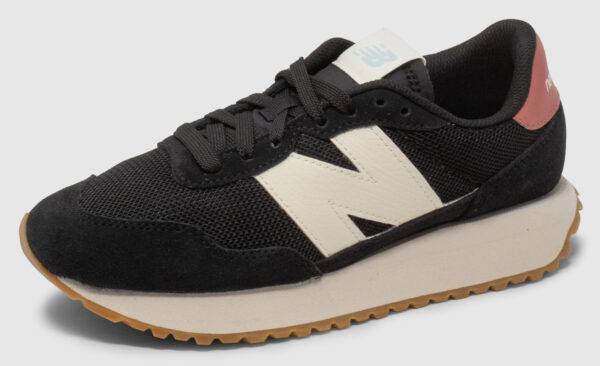 New Balance WS237 Women - black-cream