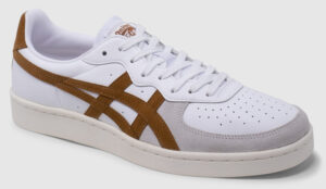 Onitsuka Tiger GSM Leather - white-brown
