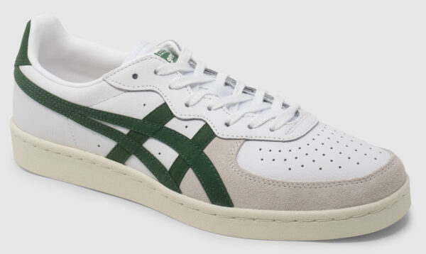 Onitsuka Tiger GSM Leather - white-hunter green