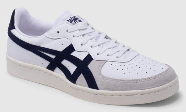 Onitsuka Tiger GSM Leather - white-navy