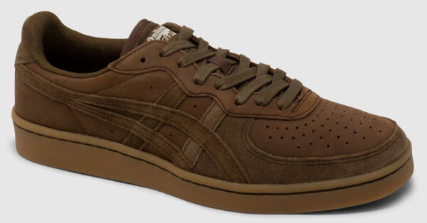 Onitsuka Tiger GSM Oiled Leather  - coffee
