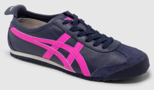 Onitsuka Tiger Mexico 66 Leather Women - midnight-pink