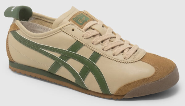 Onitsuka Tiger Mexico 66 Leather - beige-green