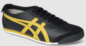 Onitsuka Tiger Mexico 66 Leather - black-honey gold