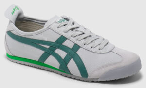 Onitsuka Tiger Mexico 66 Leather - glacier grey-moss
