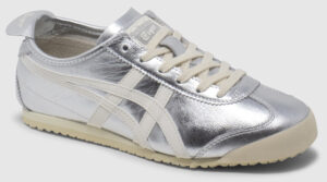 Onitsuka Tiger Mexico 66 Women Leather - silver-white