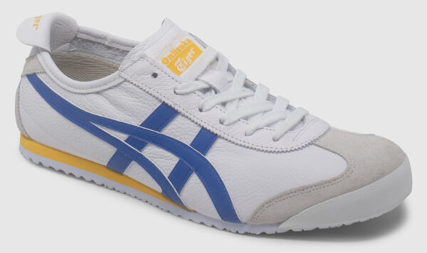 Onitsuka Tiger Mexico 66 Leather - white-freedom blue