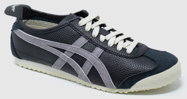 Onitsuka Tiger Mexico 66 Recycled Leather - black-metropolis