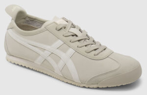 Onitsuka Tiger Mexico 66 Recycled Leather - grey-cream