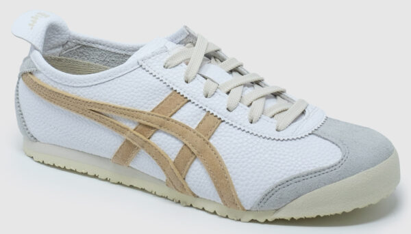 Onitsuka Tiger Mexico 66 Recycled Leather - white- tan