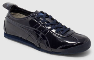 Onitsuka Tiger Mexico 66 Recycled Patent Leather Women - midnight