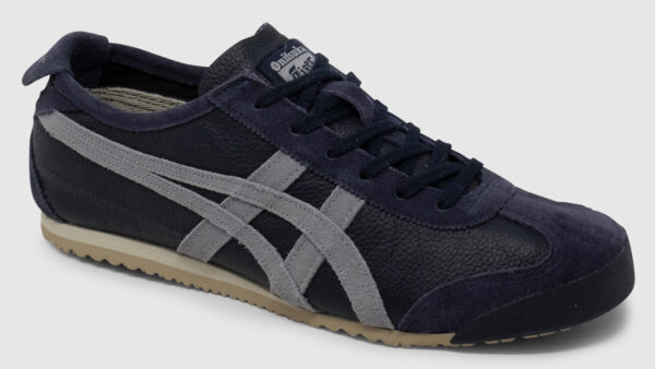 Onitsuka Tiger Mexico 66 Vintage Leather - midnight-rock