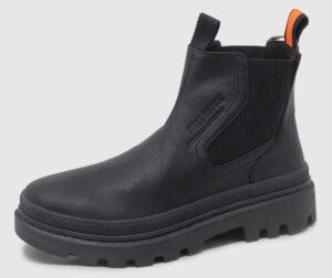Palladium Pallatrooper Chelsea Waterproof Leather - black