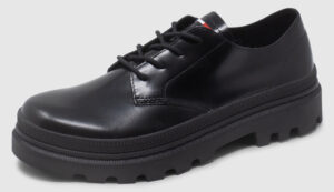 Palladium Pallatrooper Ox-1 Leather - black
