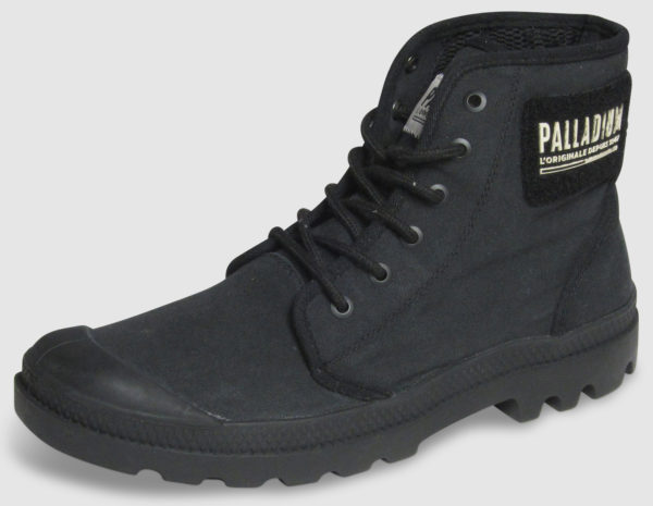 Palladium Pampa Hi 2.0 - black