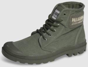 Palladium Pampa Hi 2.0 - olive